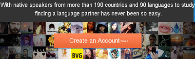 Lang 8 learn new language instant