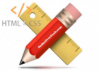 HTML and CSS Editor To Design Web