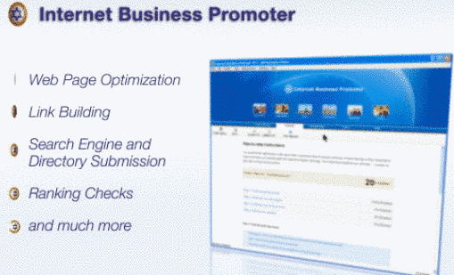 Interent business promoter tool