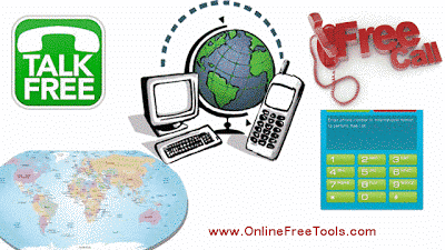 Make free online phone calls to mobiles