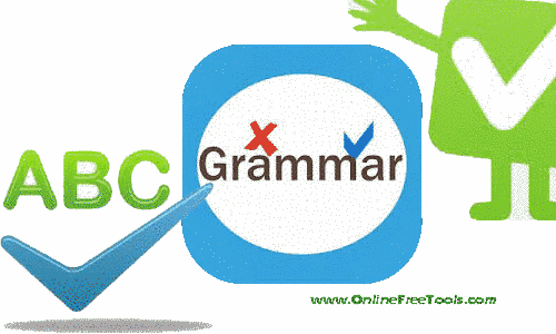 Website for grammar correction