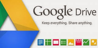 word processor from Google drive