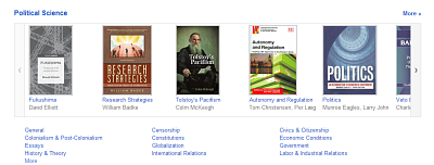 List of books to read on google