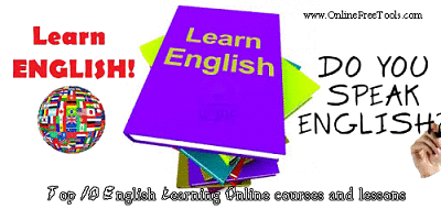 Courses, lessons to learn english online figure