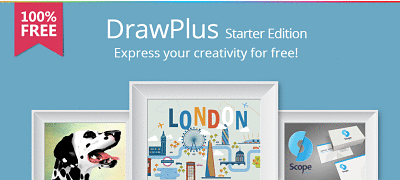 Draw plus software from serif