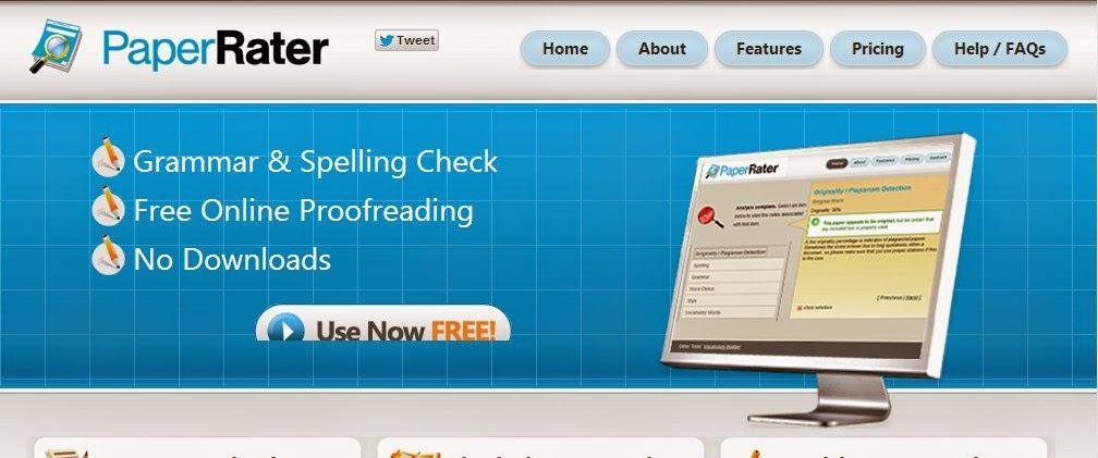 Paperater- Free Proofreading Tool