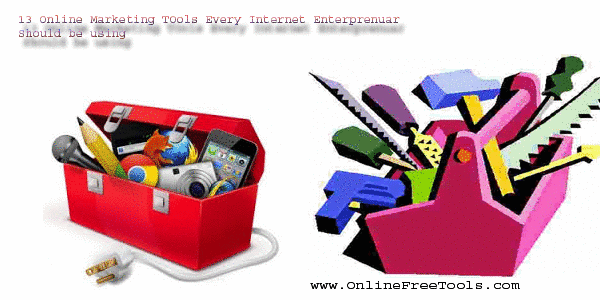 Marketing tools for Entrepreneurs