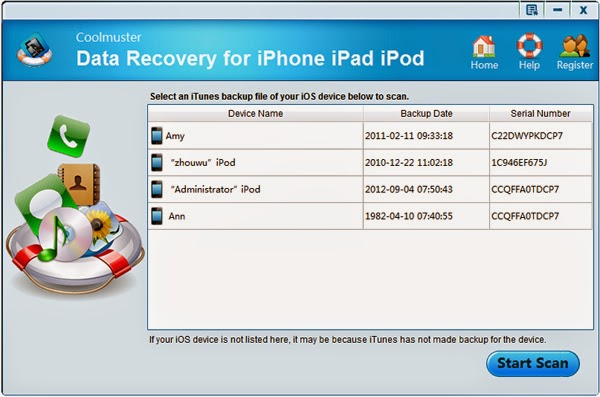 coomuster data recovery