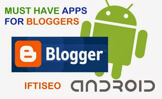 Android-Blogger-App