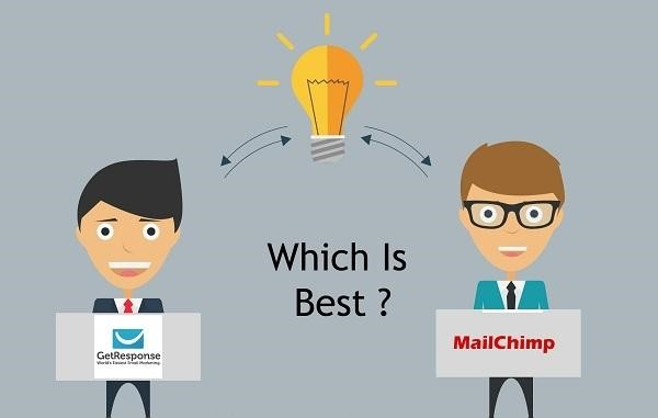 GetResponse VS MailChimp — Which One Is Right For You?